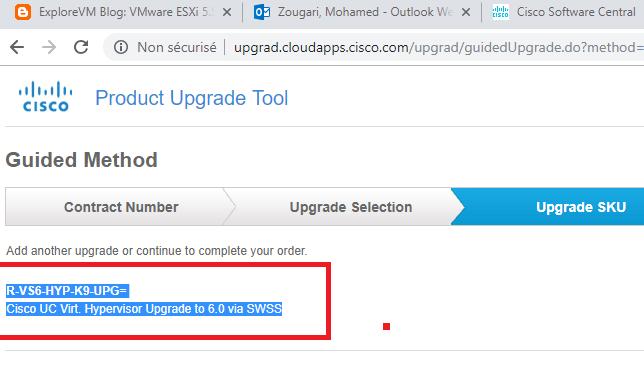 Upgrade the VMware ESXi Host on a Cisco UCS220M3S – Cisco