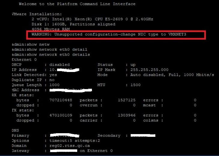 Upgrade to Cisco CUCM 12 – Cisco Collaboration